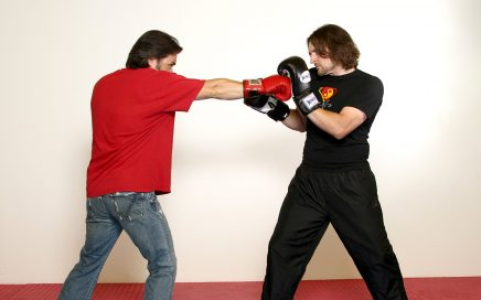 Basic Glove Drills for JKD
