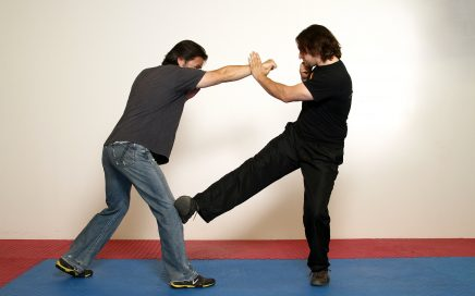 JKD Leg Obstruction