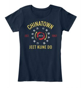 Chinatown JKD Women's T-Shirt